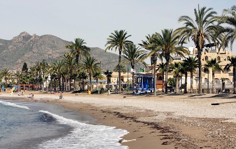hotel playa murcia: